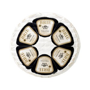 French Cheese Brie 'Mon Sire' 2-2.4 lb.