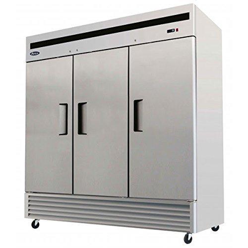 commercial 3 door freezer - 5