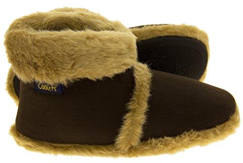 Hombre 'Coolers' Zapatillas de piel sintética de Faux AduKkLs
