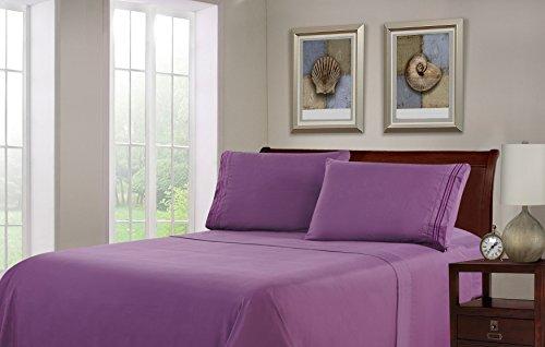 Hotel Dorm Luxury Sheets Pillowcase product image