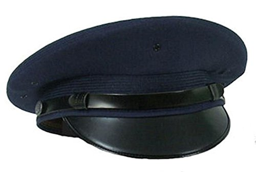 Air Force Uniform (Genuine U.S. Air Force Service Cap - Size 7 3/8)