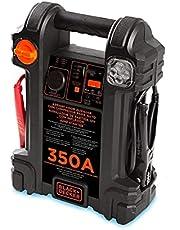 Auxiliar de Partida Compressor Inflador Integrado Black Decker JS350CC