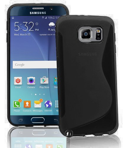 info for b1d97 4ee2d Galaxy Note 5 Case, S-LINE Slim Fit Flexible TPU Case for Samsung Galaxy  Note 5 (AT&T, Verizon, Sprint, T-Mobile and All 2015 Editions) By Cush  Cases ...