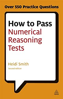 Brilliant passing numerical reasoning tests everything you need to how to pass numerical reasoning tests a step by step guide to learning fandeluxe Gallery