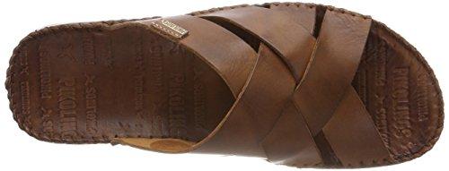 Pikolinos Herren Tarifa 06j Pantoffeln Braun (Cuero)