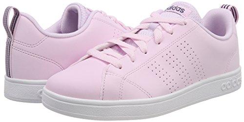 Clean Advantage aerpnk 000 Vs aerpnk Donna Adidas Rosa ftwwht Sneaker q7EOw55xC