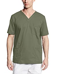 Cherokee Workwear Scrubs Unisex Stretch V-neck Top