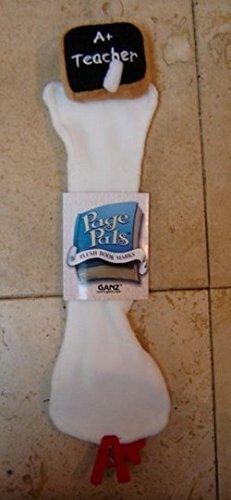 Ganz Page Pals Plush Book Mark - A+ Teacher - Great Gift 11