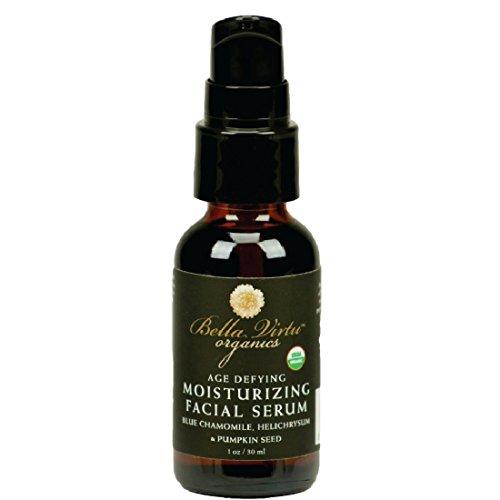 Hydrating Facial Vitamin C Serum with USDA Organic Castor, R