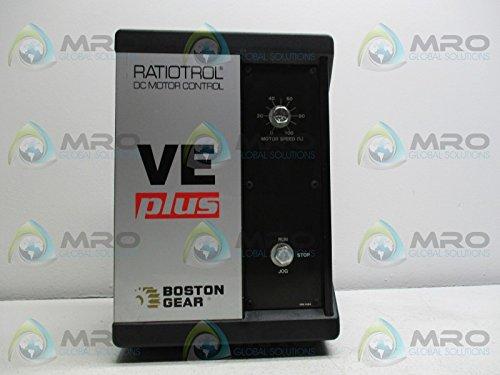 BOSTON GEAR VES3S DC MOTOR CONTROL NEW NO BOX by Boston Gear