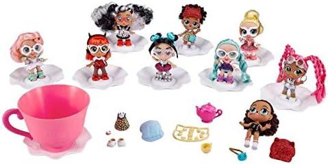 Itty Bitty Prettys Tea Party Little Teacup Doll Assortment 3 Pack