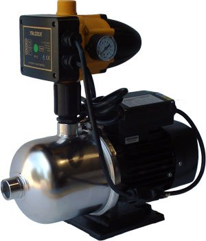 Operated Booster Pump - RainFlo MHP75A Automatic Booster Pump