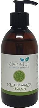 Aceite de masaje Cañamo + CBD 250 ml