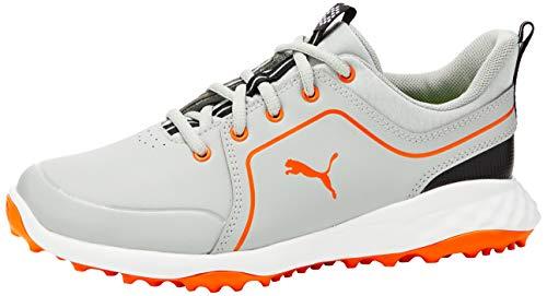 PUMA Jungen Grip Fusion 2.0 JRS Golfschuhe