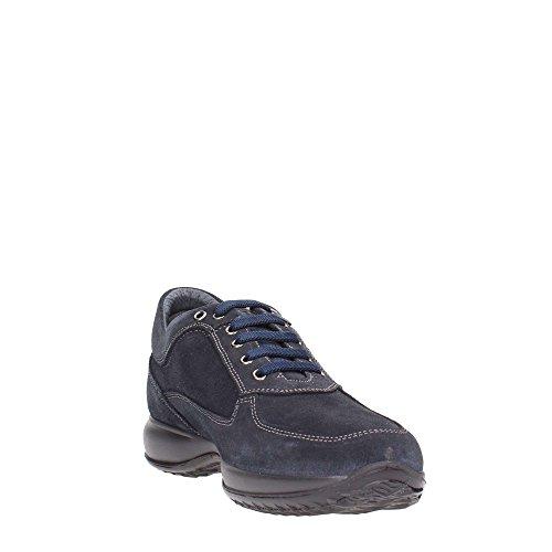 IGI & CO 66864/00 Mann niedrige Turnschuhe Blu