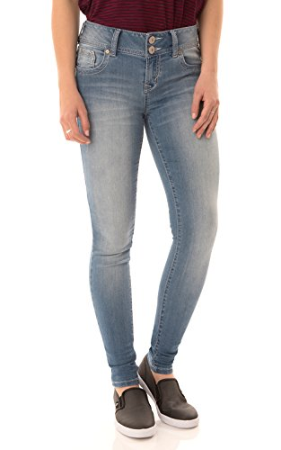 WallFlower Juniors InstaSoft Ultra Fit Skinny Jeans
