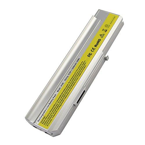 AC Doctor INC Laptop Battery for Lenovo 3000 C200, 3000 N100, 3000 (3000 C200 Notebook)