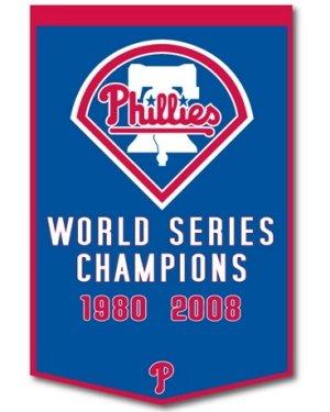 (MLB Philadelphia Phillies Dynasty Banner )