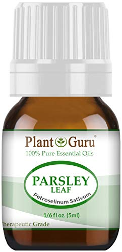 (Parsley Leaf Essential Oil 5 ml 100% Pure Undiluted Therapeutic Grade.)