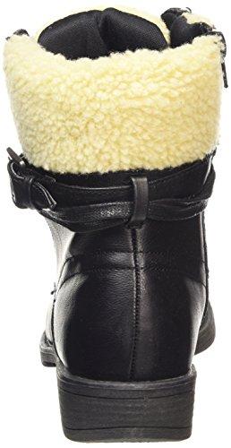 Dolcis Snow, Women's Chukka Boots Black (Black)