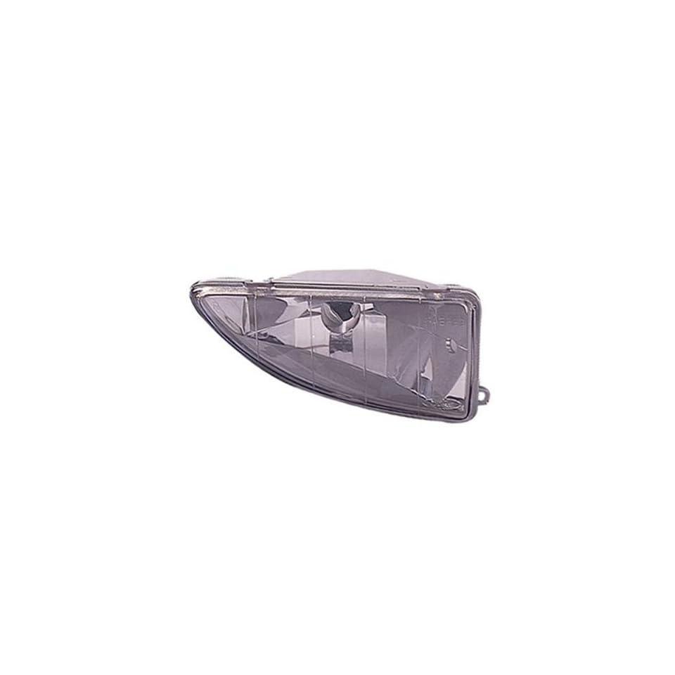 00 04 Ford Focus Front Driving Fog Light Lamp Right Passenger Side SAE/DOT Approved