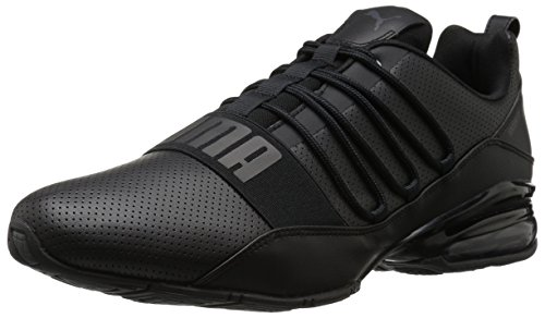 PUMA Men's Cell Regulate SL Sneaker, Black-Dark Shadow, 9.5 M US