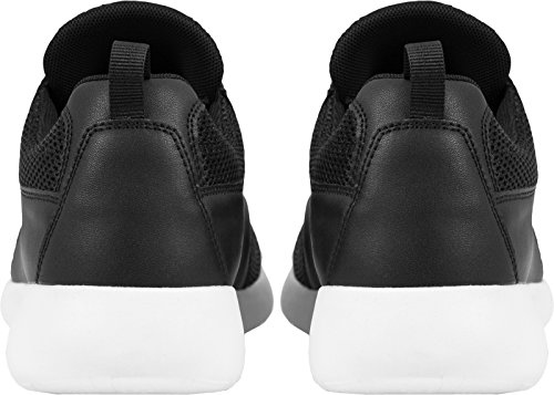 Blk Shoe Classics Urban – Adulto Runner da Scarpe 50 Ginnastica Light Mehrfarbig Unisex Wht wPWPtdqFSx
