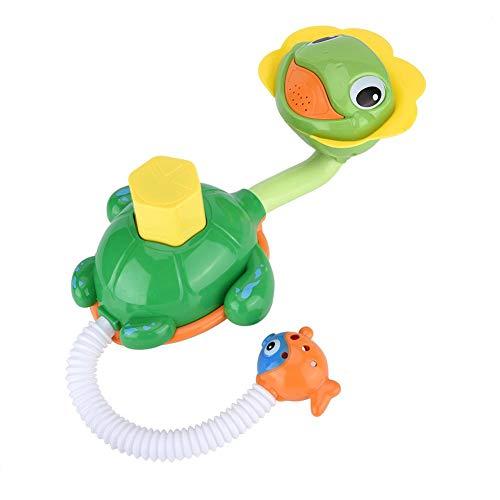 FTVOGUE Bath Toy Bathtub Cute Cartoon Tortoise Spray Water Toys Baby Shower...