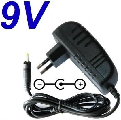 Cargador Corriente 9V Reemplazo Tablet Qilive AC97BPL Recambio Replacement
