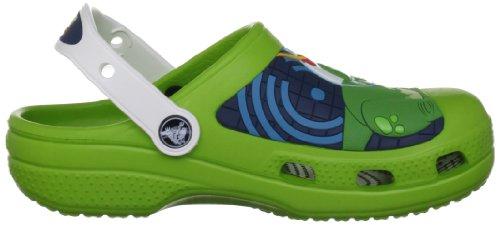 crocs amp; Jungen Buzz Green Clog Volt White Lightyear Rex Cc OrrIdq