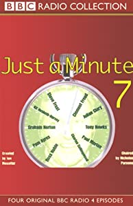 Just a Minute 7 Radio/TV Program