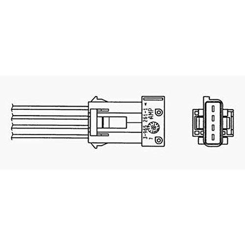 NGK 0395 Lambda Sensors: