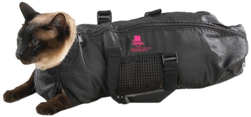 Amazon.com : Top Performance Cat Grooming Bag - Durable and ...