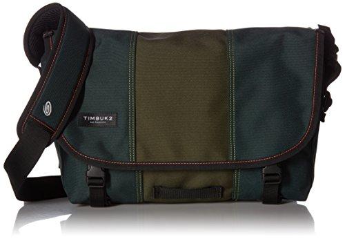 (Timbuk2 Classic Messenger Bag, Medium, Toxic)