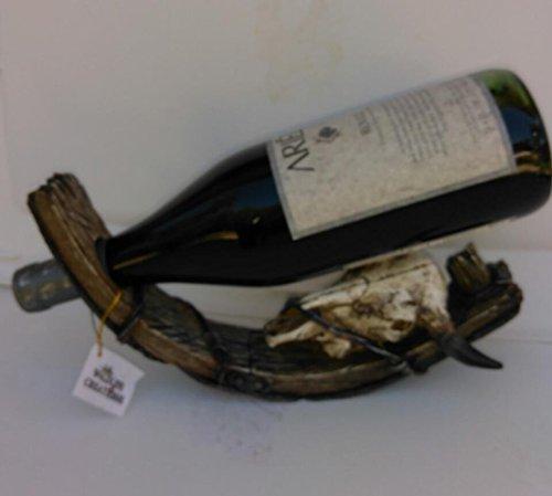 Wagon Wine Holder - 7