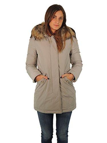 Sm20 8943 W's Luxury Grigio Woolrich Arctic Parka Wwcps2131 Donna 8fax5nO