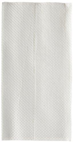 p 33201 White Tall Fold Dispenser Napkin, 13.5