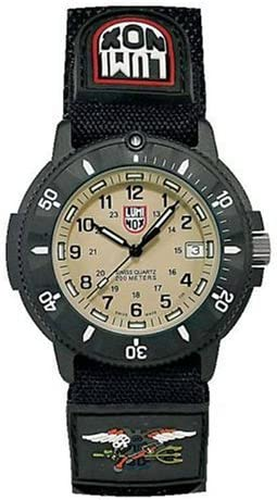 Amazon.com: Luminox Mens 3913 Original Navy SEAL Dive Watch ...
