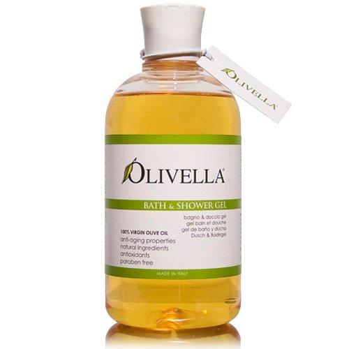 Olivella Olive Oil Bath & Shower Gel Original/Classic 16.9 oz. / 500 ml (並行輸入品) B001ES6XV2