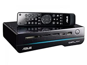 Asus O!Play HD2 - Reproductor Multimedia Full HD (USB 3.0, HDMI), negro