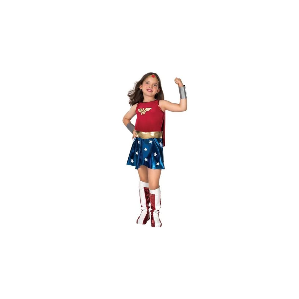 Wonder Woman Costume Medium 8 10