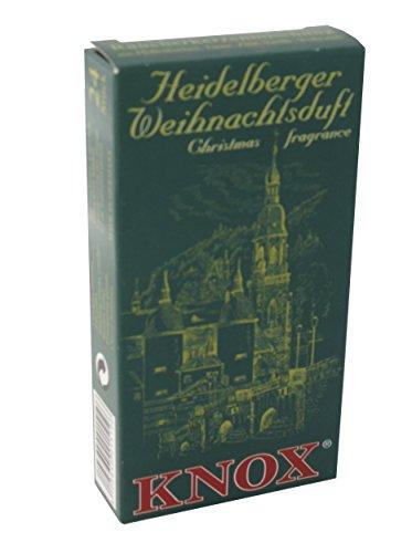 Knox Heidelberg German Incense