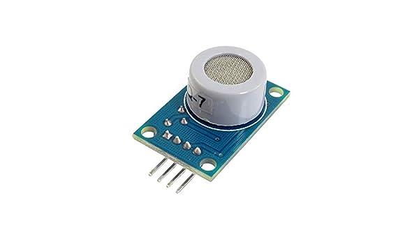 Henreal - Módulo de Alarma de Gas con Sensor de detección de ...