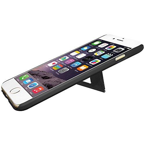 Amzer Coque à clipser avec béquille pour iPhone 6Noir
