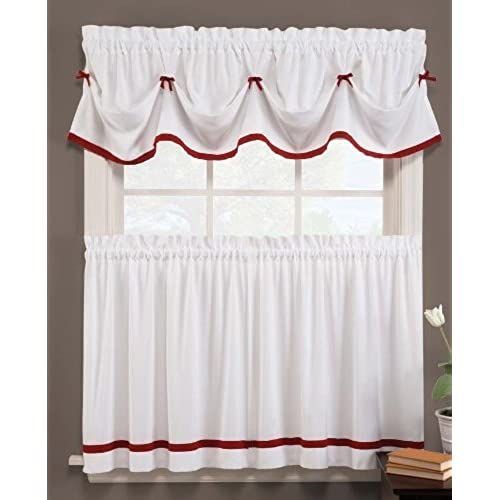 Kitchen Christmas Curtains: Amazon.com