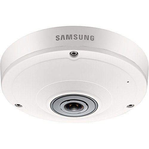 Samsung Network Fisheye Dome Camera SNF-8010