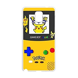 Pokemon game Console Cell Phone Case for Samsung Galaxy Note4