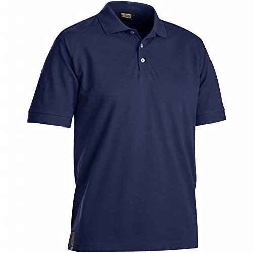 332610518900XS Polo Shirt with UV Protection Size XS In Navy Blue