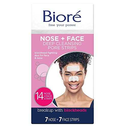 Bioré Nose+Face Deep Cleansing