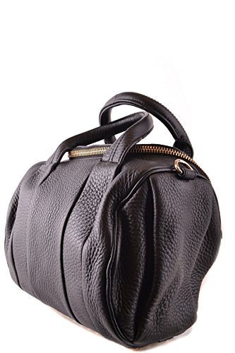Bolso MCBI335037O De Mano Wang Mujer Cuero Alexander Negro RgxEHX4qFw